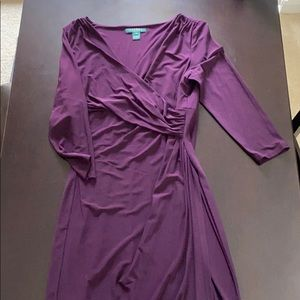 Purple Ralph Lauren Dress | Size Women's 10